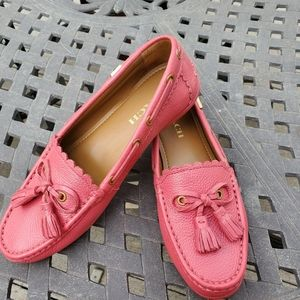 Coach tassle loafers